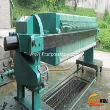 Sugar Syrup Stainless Steel Filter Press High Effective
