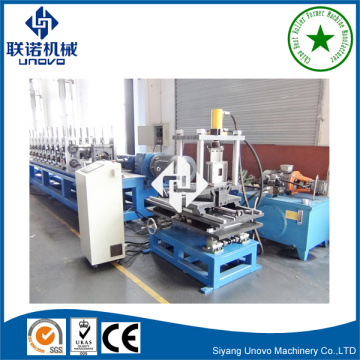 c purlin c shape steel roll forming machine