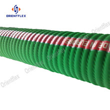 UHMWPE fabric braided corrugate chemical hose