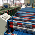 Metal galvanized IBR trapezoid roll forming machine