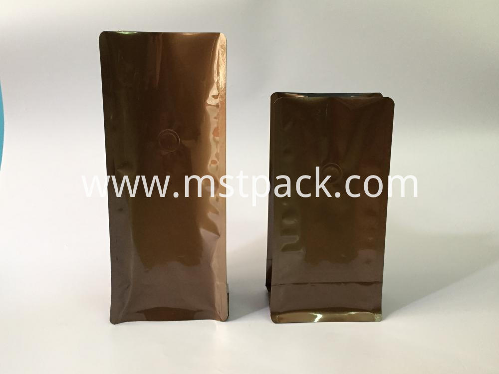 Coffee Bag With Valve 2