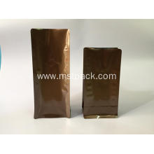 Box Pouch Coffee Bag With Valve