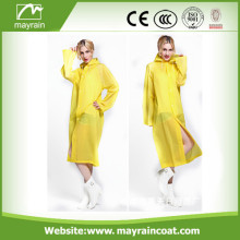 New Design and Best Quality PVC Raincoat