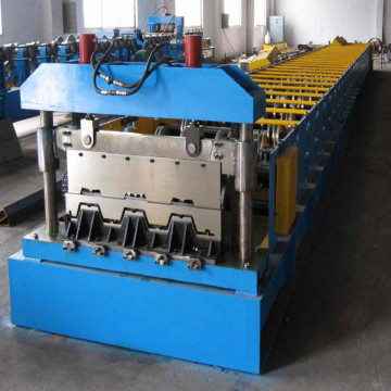 Decking Plate Sheet Forming Machine