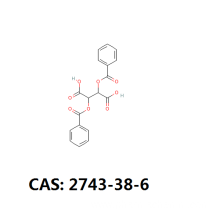 Bottom price for Brevibloc Active Effective Material Ddibenzoyl-l-tartaric acid anhydous cas 2743-38-6 supply to India Suppliers