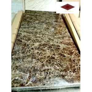 Free sample for Faux Marble Wall Panel uv marble sheet used for wall decoration export to Dominican Republic Supplier