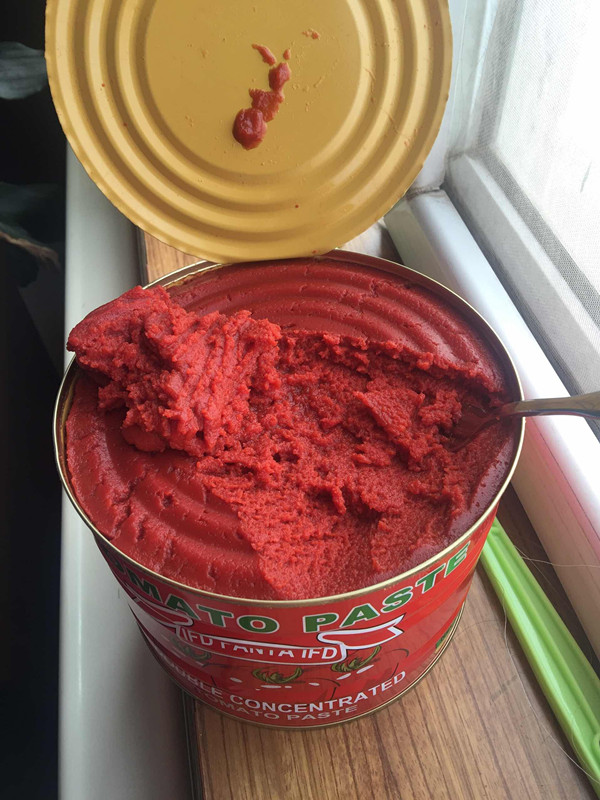 tomato paste for Africa