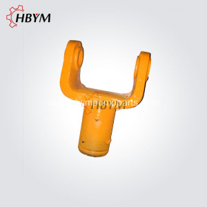 Schwing Concrete Pump Spare Parts Short Slewing Pivot