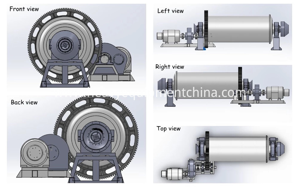 Coal Ball Mill Price