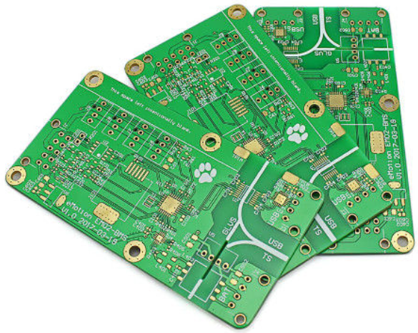 High Tg Double Sided Double Layer PCB Board
