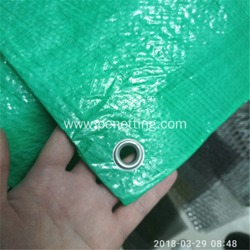 3x2m 180gsm small size PE tarpaulin finished fabric