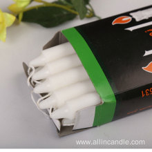 45g per Piece Cheap White Pillar Candles