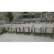 wooden white marble slabs and tiles