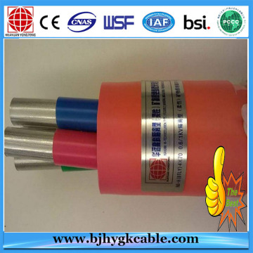 Fire Resistant High Voltage 11KV XLPE Insulated Power Cable