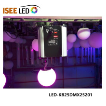 OEM for Kinetic Balls 35cm DMX512 RGB Led Kinetic Spheres for Club supply to Japan Exporter