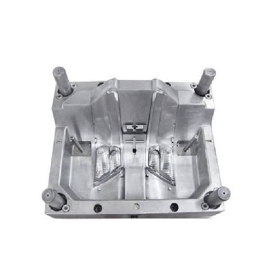 Automotive fog lamp plastic injection moulds
