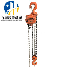 Hot Sale for Manual Crane Hoist Cheap Vital Chain Block with CE Certificate supply to Netherlands Importers