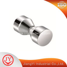 Popular Design for China Shower Door Knob, Shower Door Handles, Glass Shower Door Handles Manufacturer Double side tempered glass door konb handle supply to Netherlands Exporter