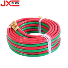 Oxyen Acetylene PVC Twin Welding Hose for Gas