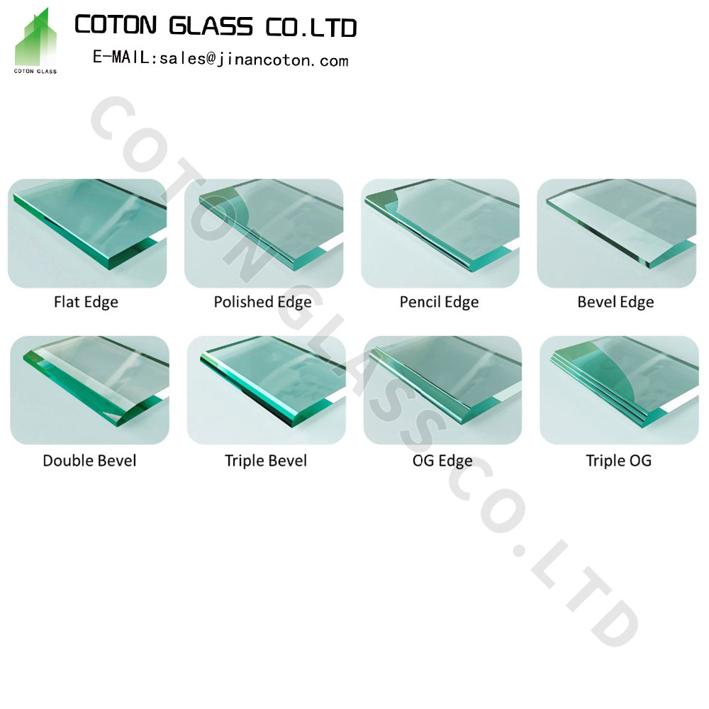 Tempered Frosted Glass Panels