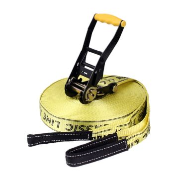 Ourdoor Fitness JIB Line GS Certificates Slack Walking Line
