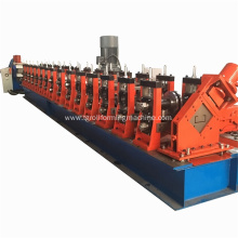 Automatic CZ Quick Interchange Purlin Roll Forming Machine