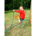 Rope Weaver Balance Net Playground Equipment for Kids