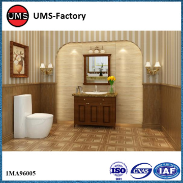 6mm bathroom ceramic wood texture wall tiles