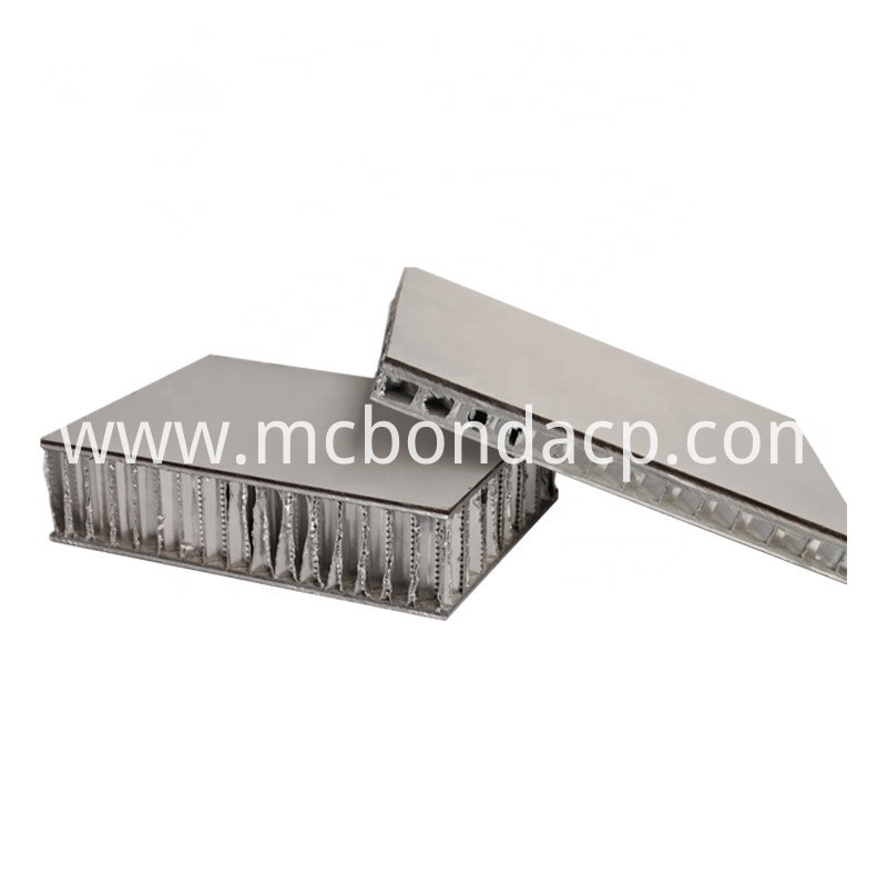 10mm Aluminum Honeycomb Core Sandwich Panel For 1