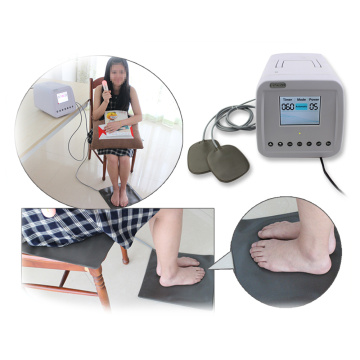 bio electric potential electromagnetic therapy device