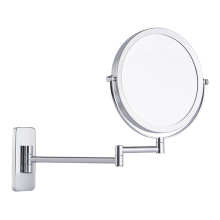 Modern wall mounted shaving mirror