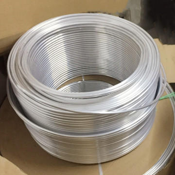 Aluminium Refrigeration Pipe in Coil