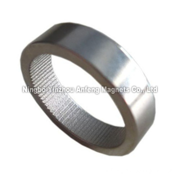 Super-Strong Ring Permanent Magnets 40X23X6 mm