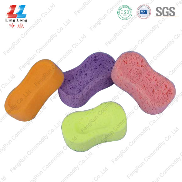 enchanting cleaning sponge