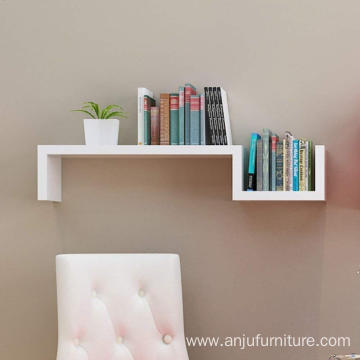 S  shape Wall Mounted Floating Shelves
