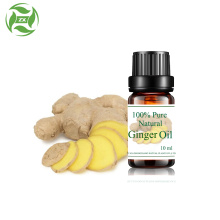 Natural ginger essential oil for hair growth
