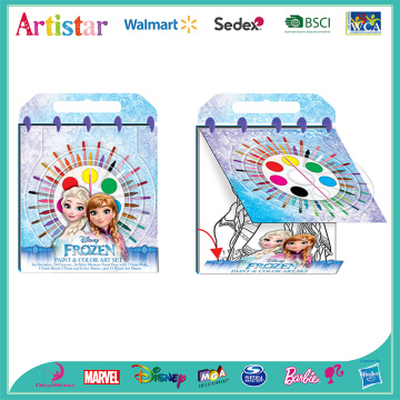 DISNEY FROZEN carry art set