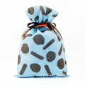 Blue Valentine's Wrapping Gift Bag Non-woven Material