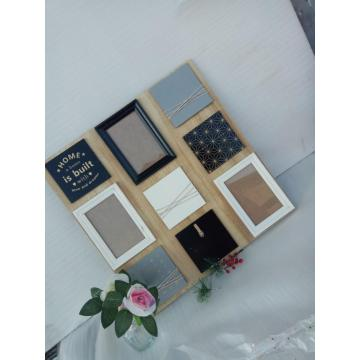 Multiple Group Wooden Photo Frame
