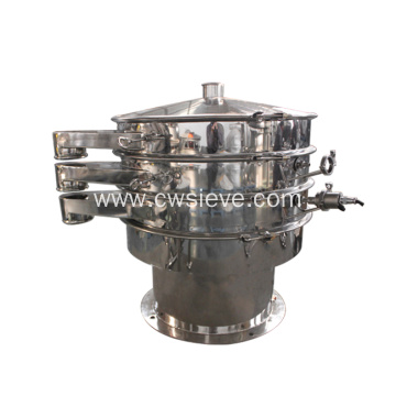 Flour machine stainless steel  circular vibrating screen