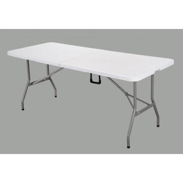 1.8m folding  table with Unique Locking Mechanism