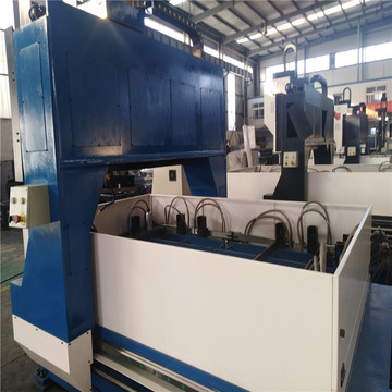 Air cooling High Precision Tube sheet drilling machine