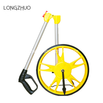 Collapsible Measuring Wheel With Kickstand and Cloth Carrying Bag