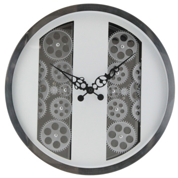 New Fashion Design for Wall Clocks For Bedroom Silent wall clock for living room decoration supply to India Suppliers