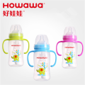 Baby PP Bottle With Handle Baby Nursing Bottle