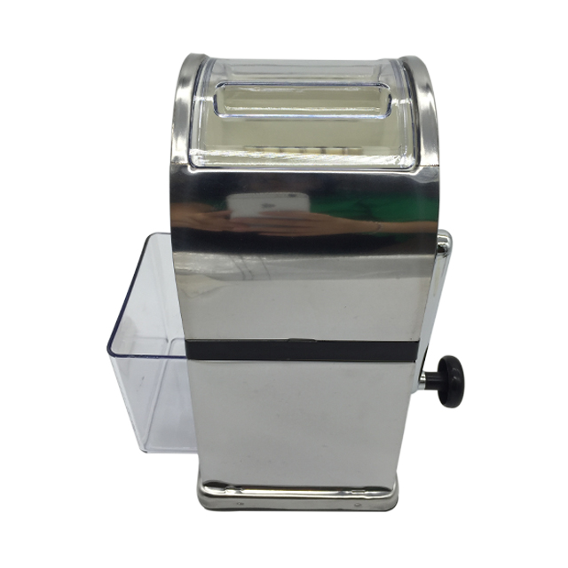 Stainless Steel Ice Crusher
