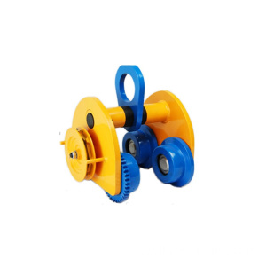 Geared Plain Hoist Hand Manual Trolley