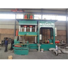 Different size cold forming elbow machine factory supply