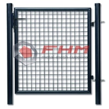 Garden Door Metal Patio Terrace Entrance Fencing Gate