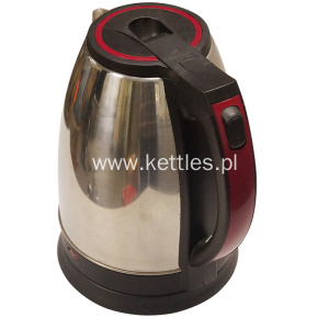 Special Price for Stainless Steel Electric Water Kettle Hot running 1.8L stainless steel electric kettle export to Equatorial Guinea Manufacturers